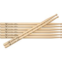 Vater Gospel 5B Drum Sticks—Buy 3 Get 1 Free Wood