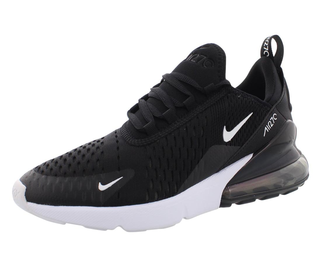 Kids Nike Air Max 270 GS Black White