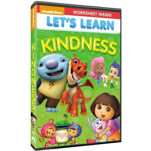Let's Learn: Kindndess (Full Screen, Widescreen)