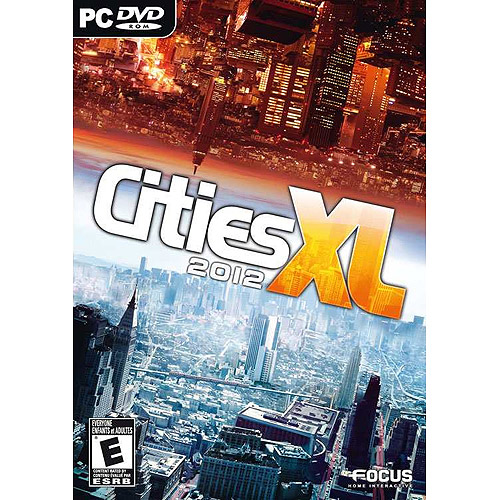 Focus Home Interactive's Cities XL 2012 (PC/ Mac)