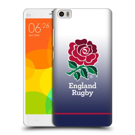09 Home Rugby (OFFICIAL ENGLAND RUGBY UNION 2017/18 KIT HARD BACK CASE FOR XIAOMI PHONES )