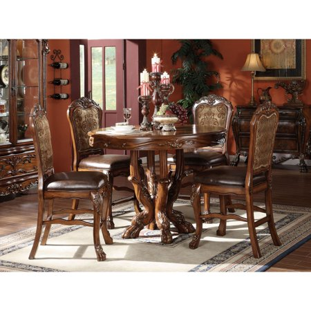 Acme Furniture Dresden Counter Height Chair - Set of 2 ()