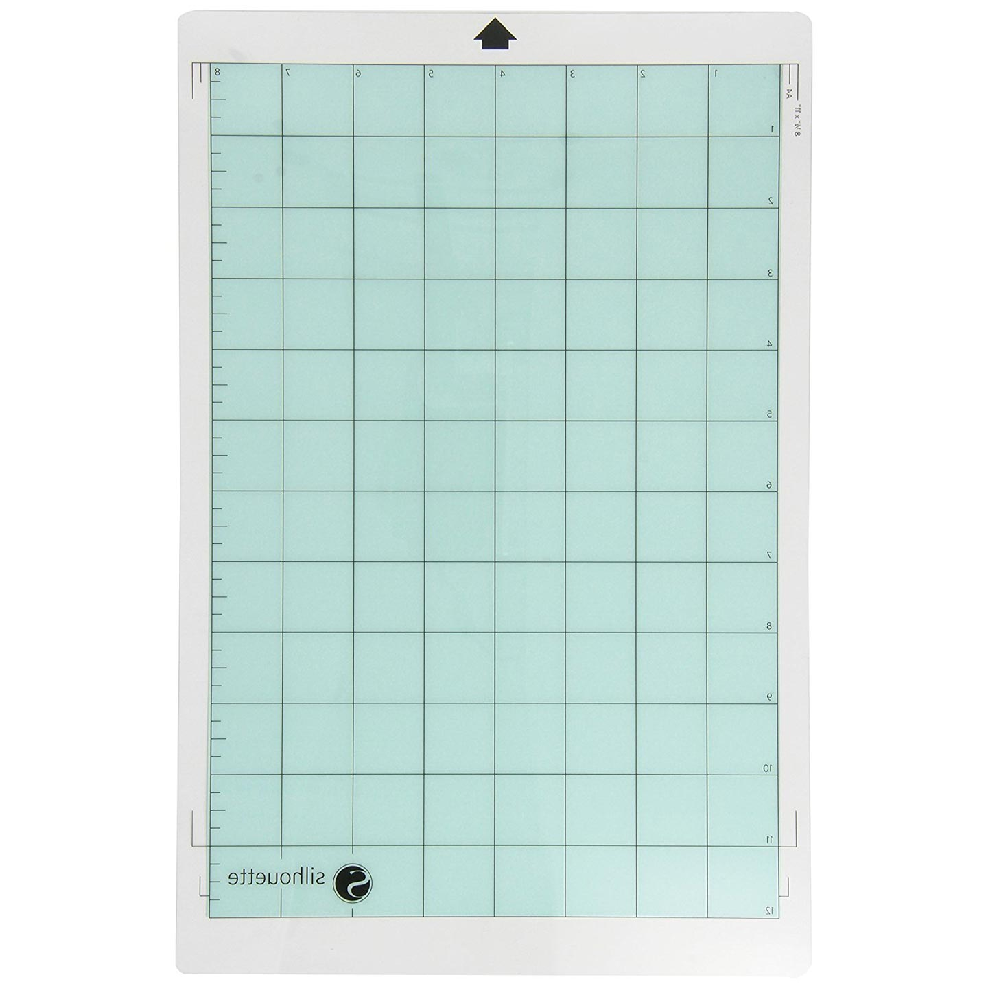 Cutting Mat 8X12In Light Hold Use With All Silhouettes