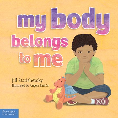 My Body Belongs to Me : A book about body - All About Me Paper
