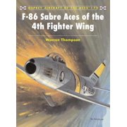 F-86 Sabre Aces of the 4th Fighter Wing - eBook