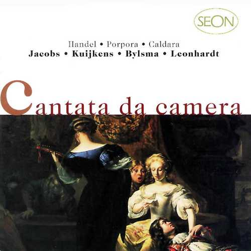 CANTATA DA CAMERA:PORPORA/CALDARA/HANDEL (074646318126)