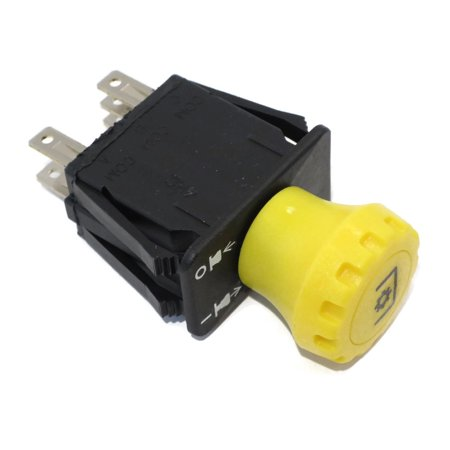 Lawn Tractor Pto - PTO SWITCH for John Deere Lawn Mower Tractor Power Take Off / Clutch Deck Engage by The ROP Shop