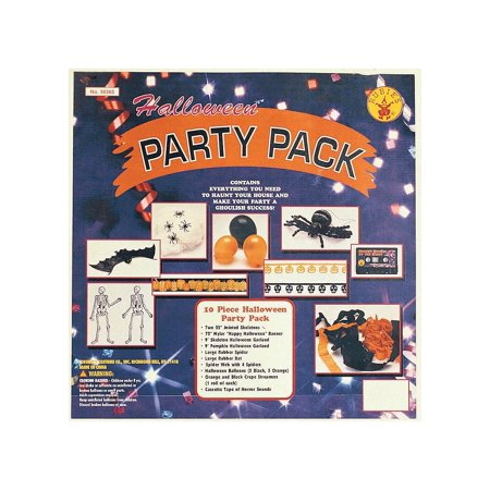 Complete Party Decoration Kit Rubies 50365