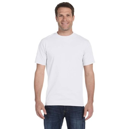 5280 Half Sleeve Cotton T-Shirt - White - Small
