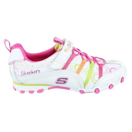 Girl's Skechers, Bella Ballerina Prima Princess Slip on Shoe