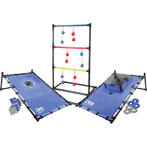 DMI 3 In 1 Tailgate Combo Game by DMI Sports Inc