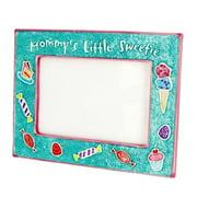 Mommy's Little Sweetie Ceramic 4x6 Photo Frame