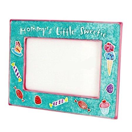 Mommy's Little Sweetie Ceramic 4x6 Photo Frame (Mommy Photo Frame)