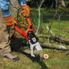 BLACK+DECKER LP1000 4.5 Amp Corded Alligator Lopper Chain Saw