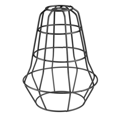 19cm Height Tower Shape Industrial Light Guard Wire Lamp