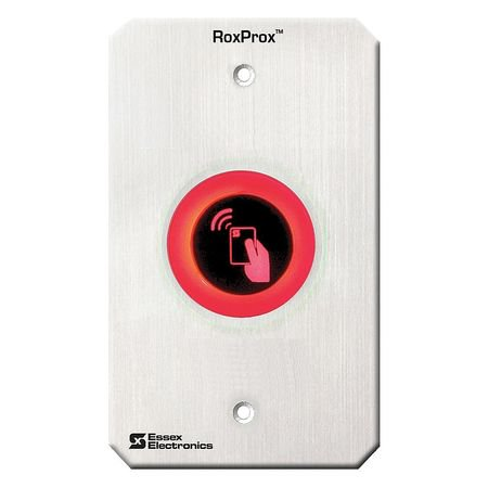 ESSEX PRX-2R Proximity Card Reader, RFID Design, Genuine HID Technology