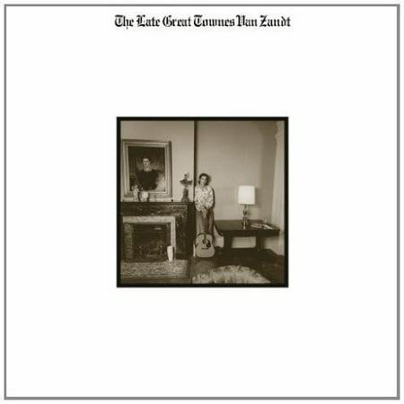 The Late Great Townes Van Zandt (CD) (Digi-Pak)