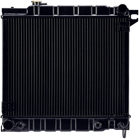 spectra premium cu128 complete radiator for ford/mercury