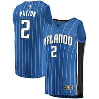Elfrid Payton Orlando Magic Fanatics Branded Youth Fast Break Replica Jersey Blue - Icon Edition