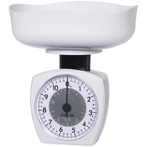 Taylor 3701KL 11 Pound Food Scale