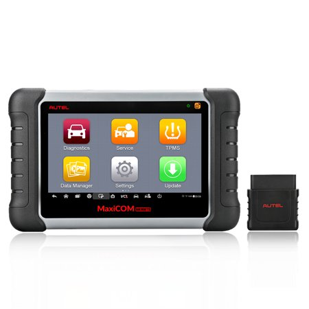 Autel MaxiCOM MK808TS TPMS Tool OBD2 Car Diagnostic Scanner with Full TPMS  Service and Multiple Reset Services