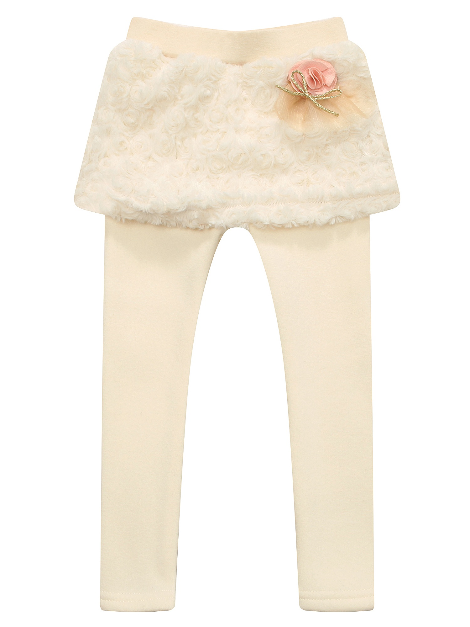 Richie House Girls' Leggings with Matching Skirt RH1418