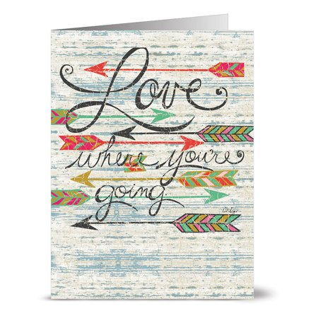 24 Note Cards - Love Where You