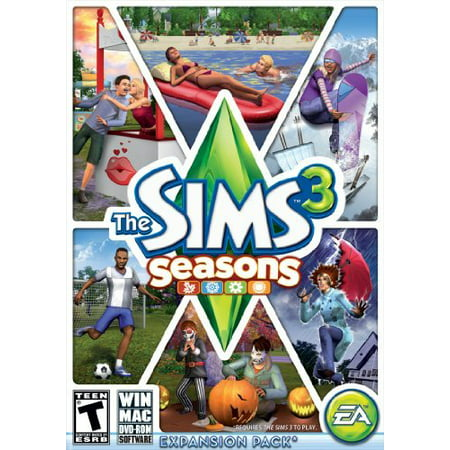 Electronic Arts Sims 3: Seasons (PC/ Mac)