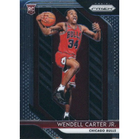 2018-19 Panini Prizm #80 Wendell Carter Jr. Chicago Bulls Rookie Basketball Card](Halloween Ball Chicago 2017)