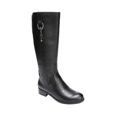 77769d25d814 LifeStride Shoes - women s life stride sikora riding boot wide calf -  Walmart.com