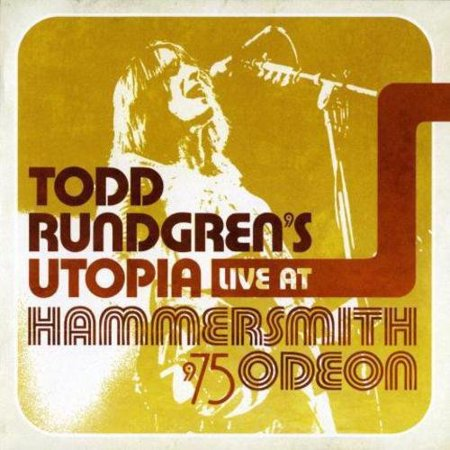 Live At The Hammersmith Odeon 1975  Ogv   Vinyl