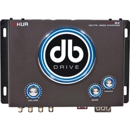 Db Drive Okur E7 Be Car Equalizer - Parametric - 1 Band - 10 Hz To 25 Khz - 133 Db Snr (e7be_7)