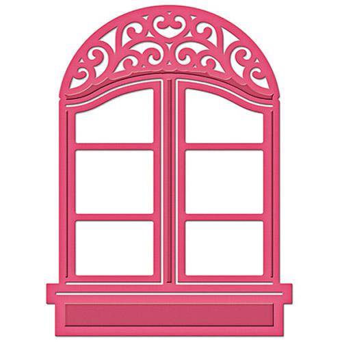 Spellbinders Shapeabilities Die D-Lites, Window 2