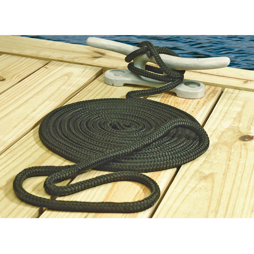 Seachoice Double-Braided Nylon Dock Line