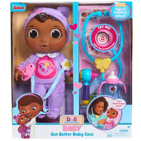 Doc McStuffins Get Better Baby Cece](Doc Stuffin)