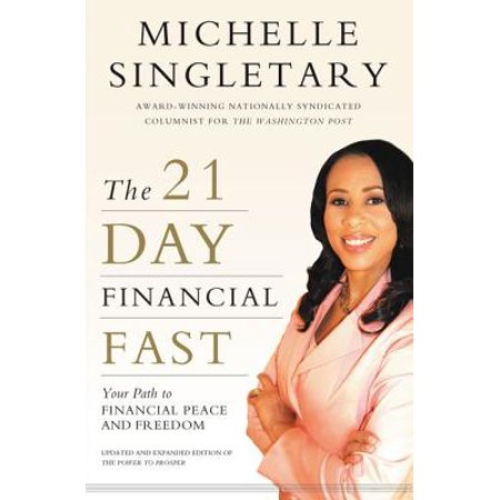 The 21-Day Financial Fast (Paperback)