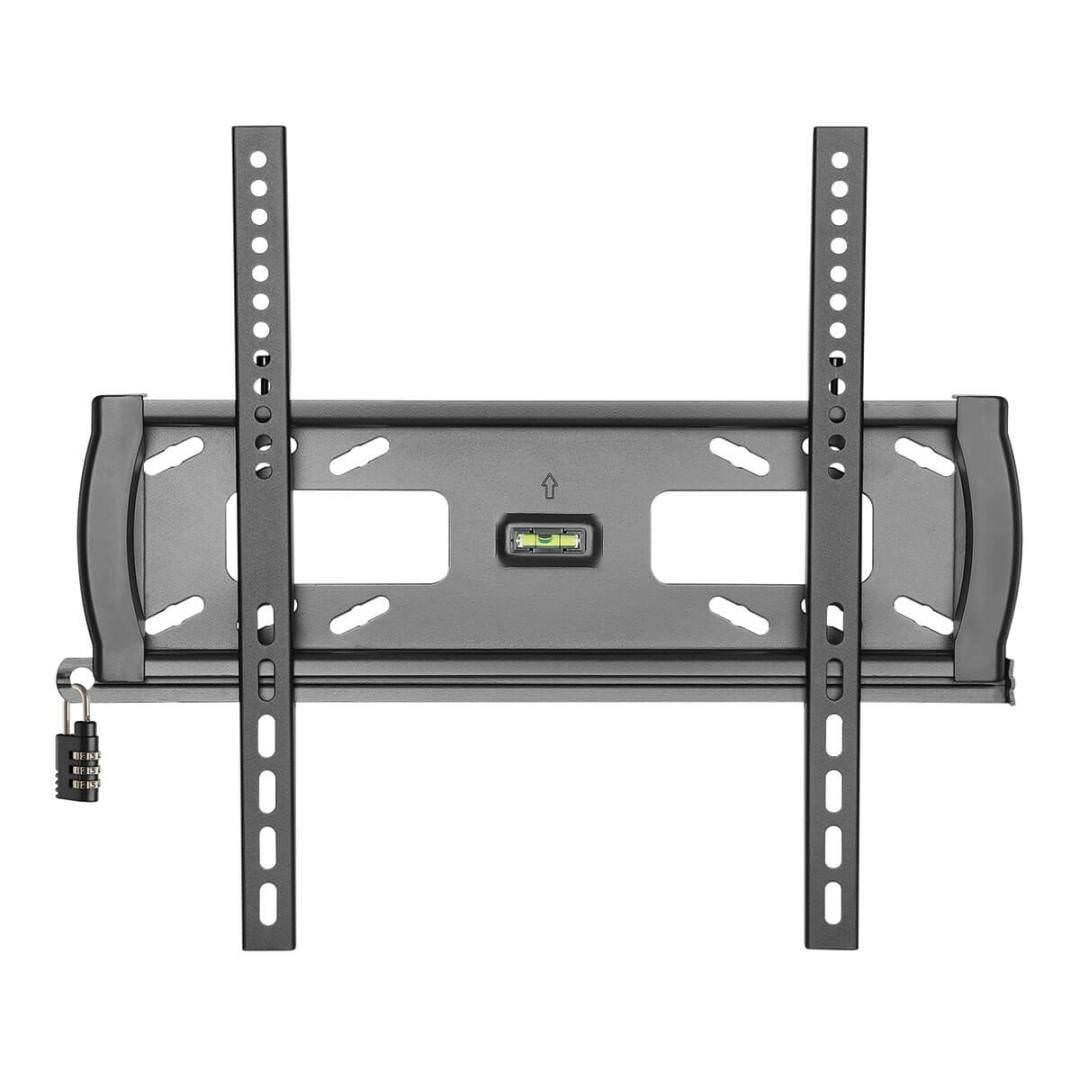 "Heavy-Duty Fixed Security Wall Mount for 32"" to 55"" TVs and Monitors, Flat or Curved Screens, UL Certified"
