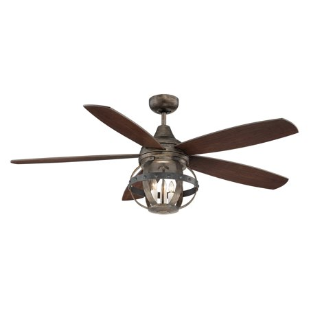 Savoy House Alsace 52-840-5CN-196 52 in. Indoor Ceiling Fan