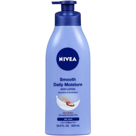NIVEA Smooth Daily Moisture Body Lotion 16.9 fl. oz.