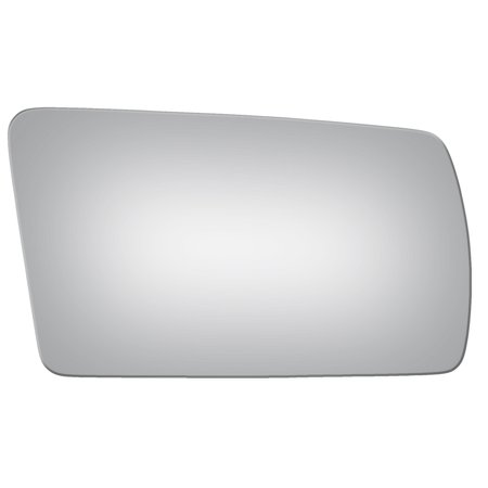 Saab 9000 Cooling (Burco 3594 Passenger Side Power Replacement Mirror Glass for Saab 900,)