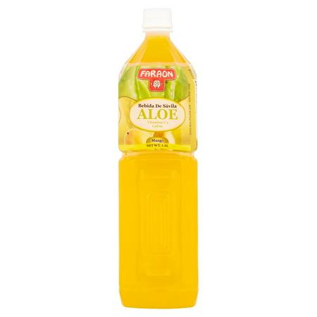 Faraon Mango Aloe Vera Drink, 50.7 fl oz