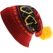 Sessions Classic Beanie Red Mens