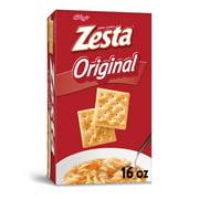 Keebler Zesta, Saltine Crackers, Original, 16 Oz