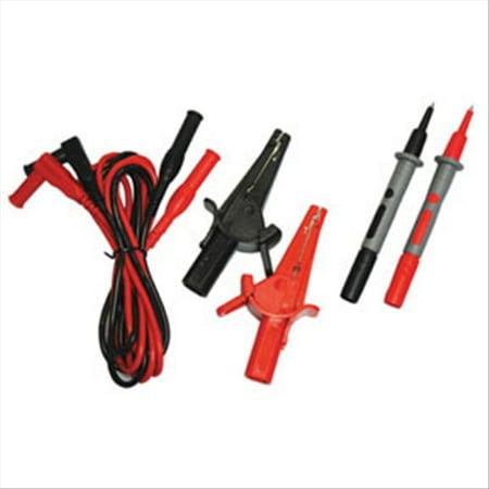 Electronic Test Lead Set - CATII Automotive Test Lead Set Electronic Specialties 635 ESI