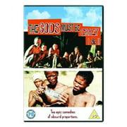 Gods Must Be Crazy 1 & 2 [DVD]