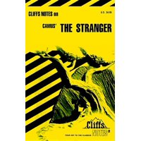 Cliffsnotes Literature Guides: Cliffsnotes on Camus' the Stranger (Paperback)