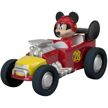 Disney Mickey and the Roadster Racers Jump N' Race Hot