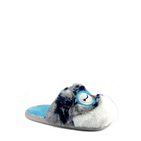 Secret Treasures Women Owl Slipper