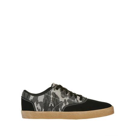 George Men's Canvas Camo Sneaker