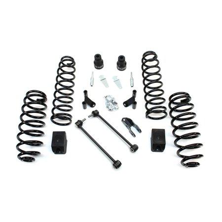 TeraFlex 2007-2018 Jeep Wrangler JK 2 Door 2.5 Inch Lift Kit With Shock Extensions